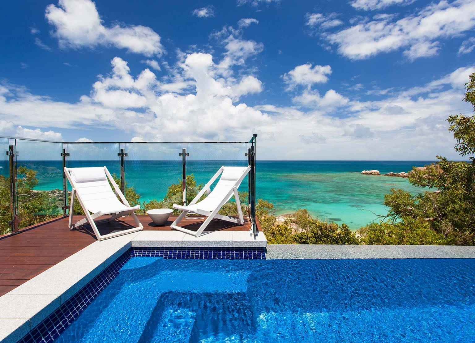 Lizard Island The Villa Pool