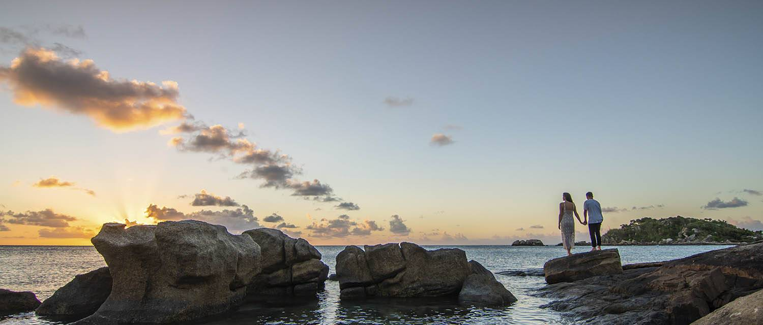 Lizard Island Sunset