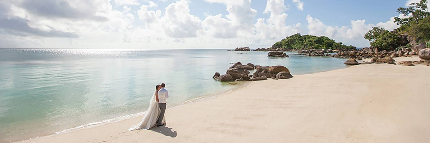 Weddings on Lizard Island